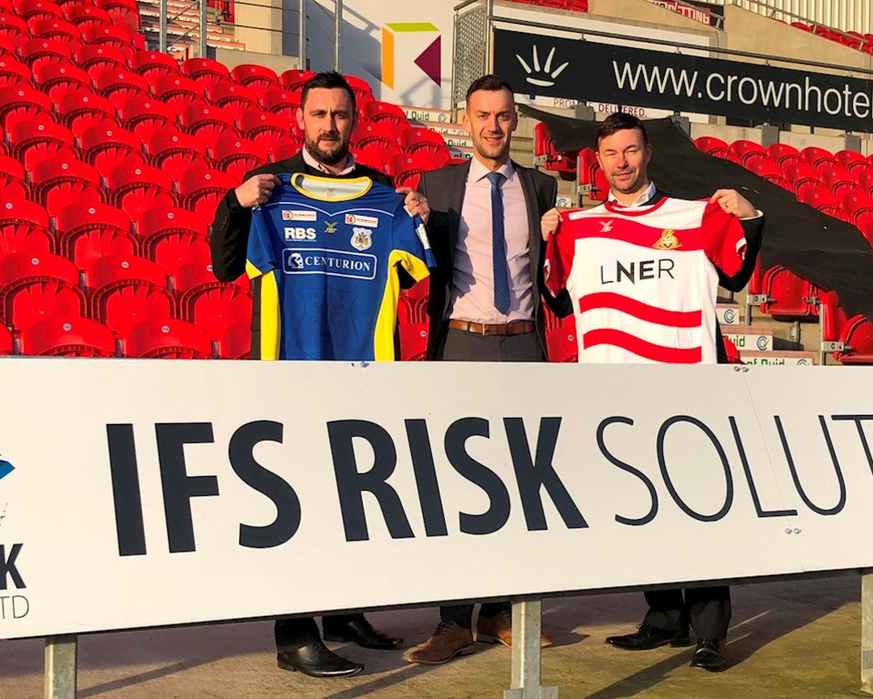 IFS Risk Solutions confirmed as Rovers' official insurance broker